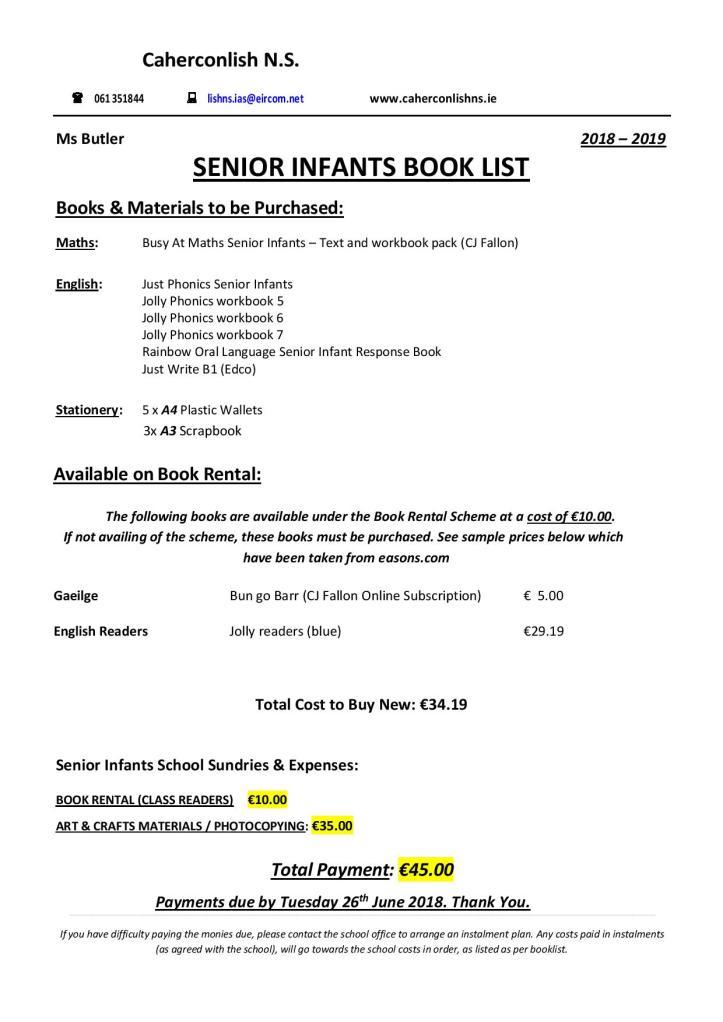 Senior-Infants-Book-List-page-001